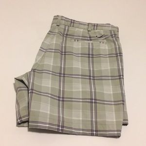 Men's Nike Dri Fit Golf Shorts Size 40
